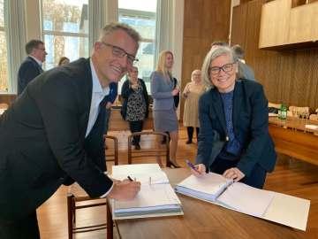 Rudersdal og KMD indgår helt nyt partnerskab 1