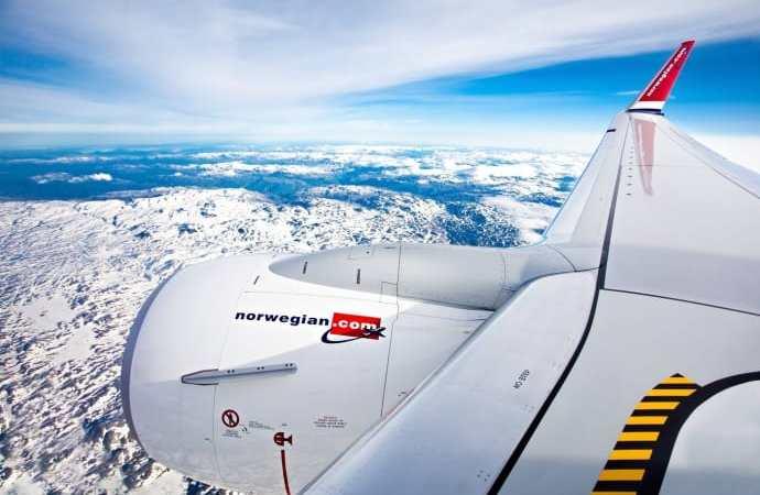 Norwegian reducerer klimabelastning endnu mere med opgraderet teknologi – op mod 200.000 tons om året