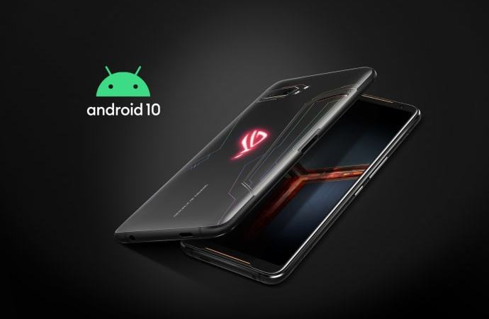 ASUS Republic of Gamers Announces Availability of Android 10 for ROG Phone II