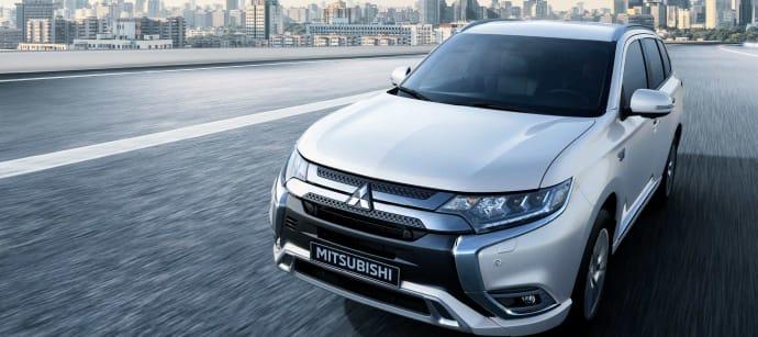 Mitsubishi Outlander PHEV – Den bedst sælgende plug-in hybrid i Danmark