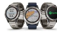 Nye quatix 6, GPS-multisportsure med marinefunktioner fra Garmin