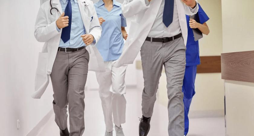 Sundhedsinstitutioner i daglig kamp mod COVID-19 og hackere