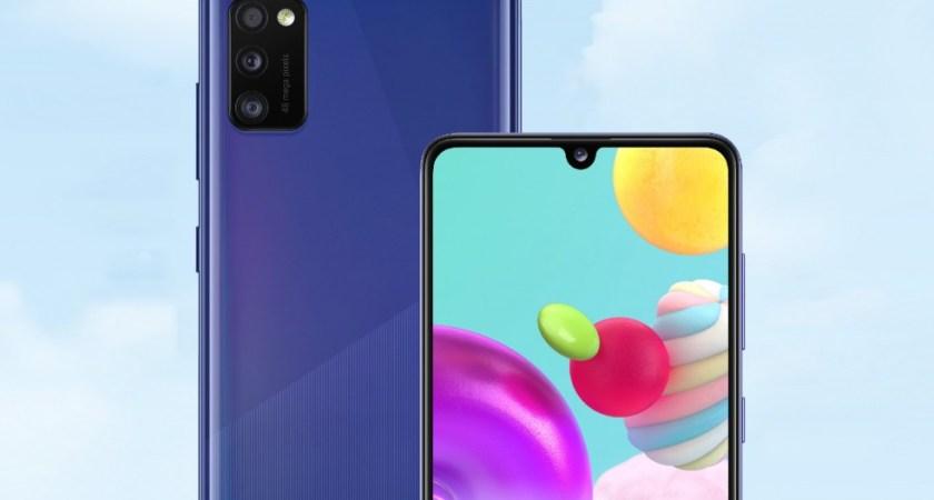 Samsung annoncerer tilføjelser til A-serien med Galaxy A51 5G og Galaxy A41