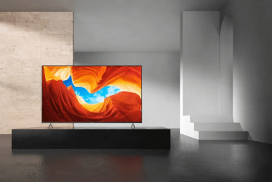 Sonys nye XH90 4K HDR Full Array LED tv'er lander snart i butikkerne 1