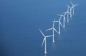 Energistyrelsen godkender forundersøgelser for Omø Syd og Jammerland Bugt Havmølleparker 1