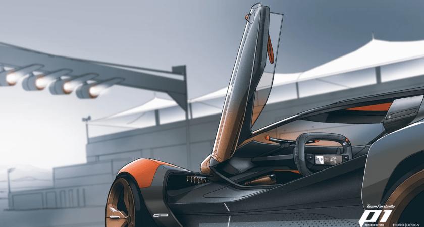 Se med i dag, når Ford præsenterer sit virtuelle designstudie