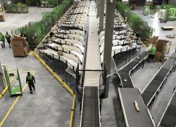 Bring er flyttet til nyt og grønnere logistikcenter i Greve