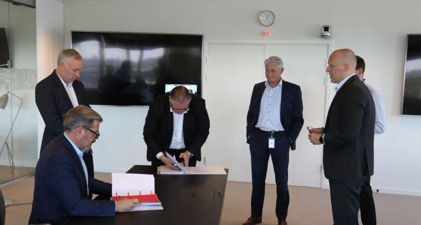 NNIT indgår fem-årig aftale med Saint-Gobain