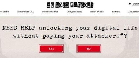 Internationalt it-sikkerhedsinitiativ fejrer fire års jubilæum: Kan dekryptere mere end 140 typer af ransomware 1