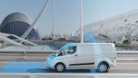 Geofencing: Transit Custom Plug-in Hybrid får automatisk miljøzoneteknologi