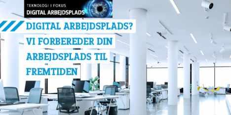 Conrad Elektronik hjælper med digitaliseringen af arbejdspladsen 1