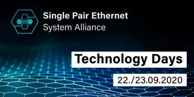 Technology Days: international digital konference om Single Pair Ethernet 1