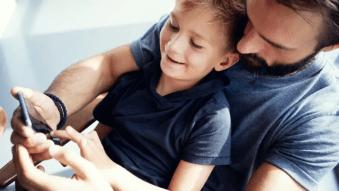 Danske børn overholder ikke aldersgrænser på digitale medier 1