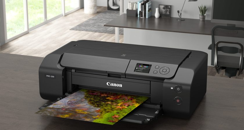 En ny dynamisk A3+-fotoprinter for kreative sjæle