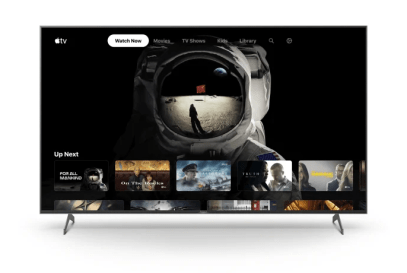 Sony lancerer Apple TV til udvalgte smart tv'er 1