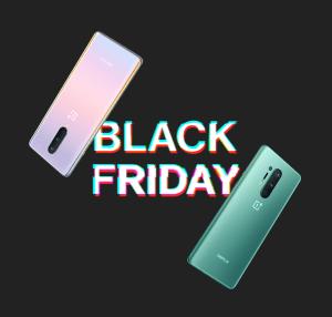 Skarpe tilbud til Black Friday på OnePlus 8 og 8 Pro samt tilbehør 1