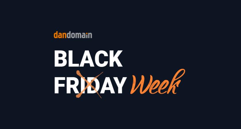 Tal fra 6000 webshops: Black Friday er død. Længe leve Black Week.