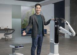 Samsung introducerer sine seneste innovationer på CES 2021