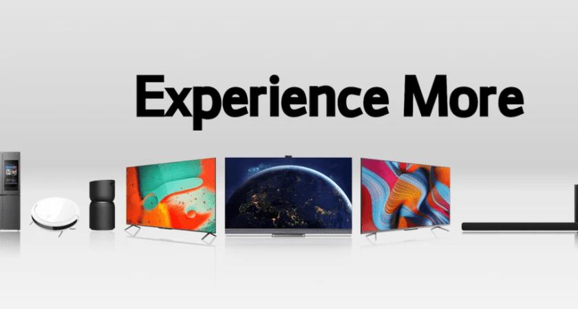 TCL styrker sit innovative lederskab med de nyeste produkter inden for TV, lyd, mobil og MDA under CES 2021