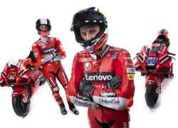 Lenovo bliver navnepartner for Ducati