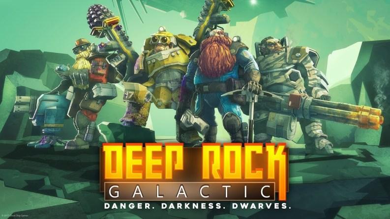 """Danske """"Deep Rock Galactic"""" vinder to priser ved SXSW"""