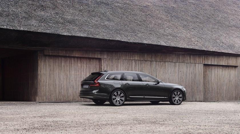 Volvo Cars introducerer Google Infotainment System i flere modeller
