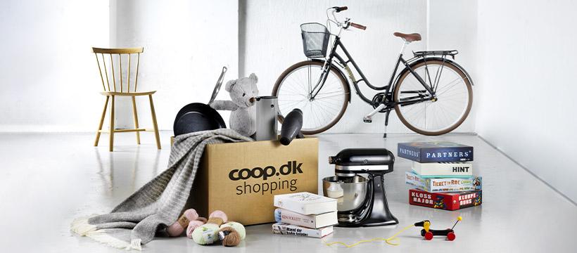 Coop effektiviserer alle butikker og kanaler med mobil løsning