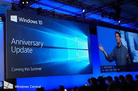 Windows 10 Anniversary Update lanseras 2 augusti