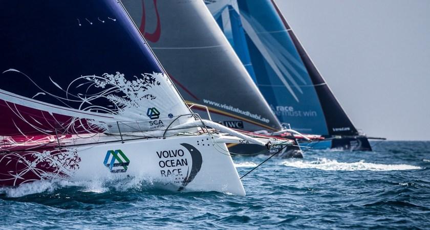 HCL tar hand om tekniken bakom Volvo Ocean Race