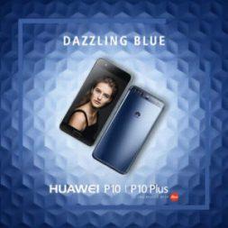 Huaweis P10 och Watch 2 tilldelas pris från EISA 1