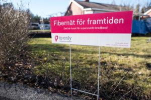 IP-Only fortsätter satsningen på fibernät i norra Sverige – byggbeslut taget i Sollefteå kommun 1