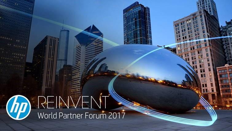 HP Reinvent Worldwide Partner Forum 2017 1