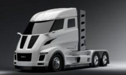 Bosch och Nikola utvecklar framtidens elektriska lastbilar 1