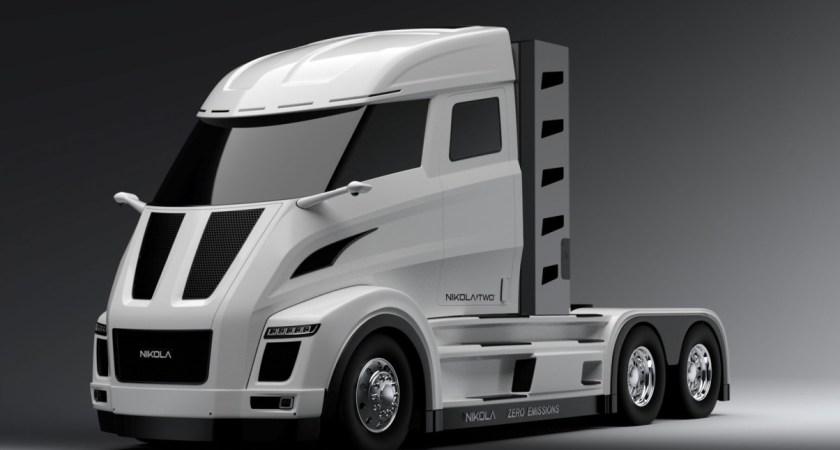 Bosch och Nikola utvecklar framtidens elektriska lastbilar