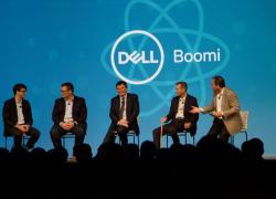 Dell Boomi prisade sina samarbetspartners på Boomi World-mässan 2017