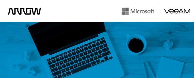 Inbjudan till Microsoft & Veeam Webinar 1