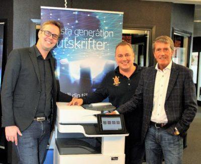 Office IT-Partner satsar på säkra utskrifter med HP
