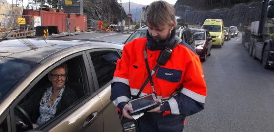 Norges största färjebolag väljer ruggade enheter från Panasonic