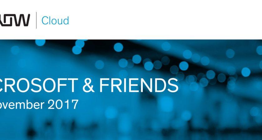 Microsoft & Friends