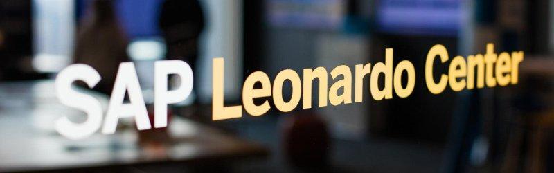 Stort intresse för SAP Leonardo när företagen digitaliseras