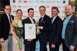DigiPlex prisar Årets hållbara projekt på CIO Awards 1