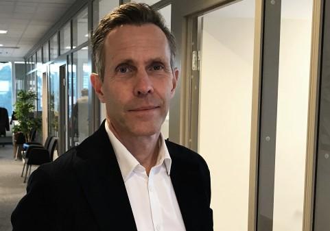 IT-Total får en ny försäljningschef Jan-Erik Johansson