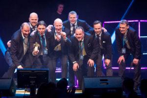 Hewlett Packard Enterprise & HP presenterar vinnarna av Guldmyran 2017 1