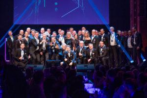 Hewlett Packard Enterprise & HP presenterar vinnarna av Guldmyran 2017 9