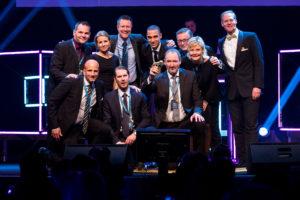 Hewlett Packard Enterprise & HP presenterar vinnarna av Guldmyran 2017 6