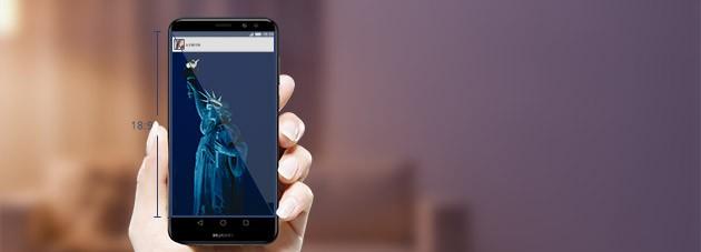 Huawei lanserar nya funktioner till Mate 10 Lite