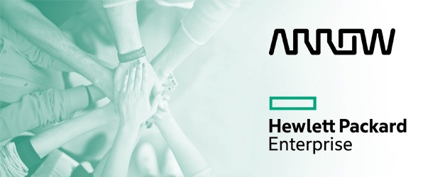 Arrow ECS nu distributör för hela HPE's produktportfölj