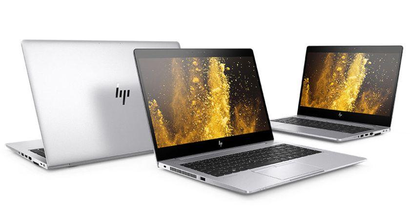 Världens säkraste datorer – möt nya HP EliteBook 800 G5 i helt ny design