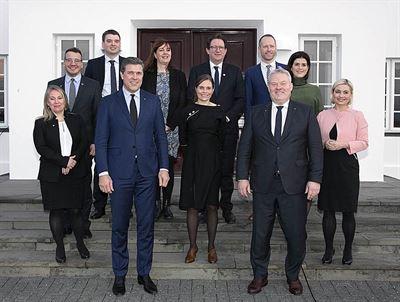 Advanias lösning stödjer den isländska regeringens lagstiftning mot könsdiskriminering