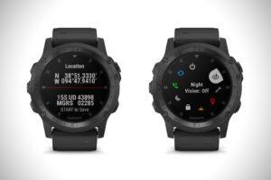 Garmin tactix Charlie - en robust multisportklocka med GPS, pulsmätare och taktiska funktioner 1
